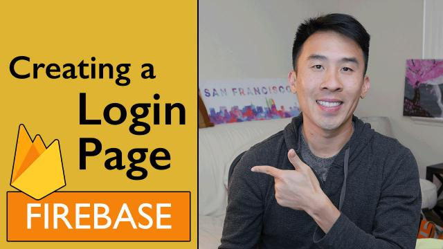 Firebase Chat Messenger | Lets Build That App