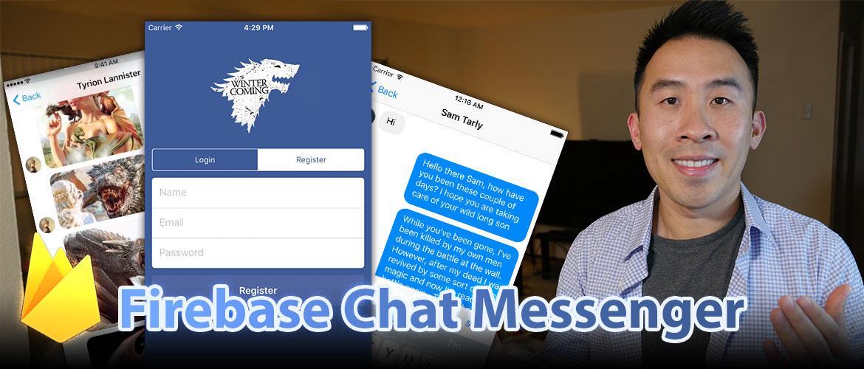 Firebase Chat Messenger   Lets Build That App