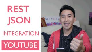 Swift: YouTube - How to Play Video with Animation using AVPlayer (Ep
